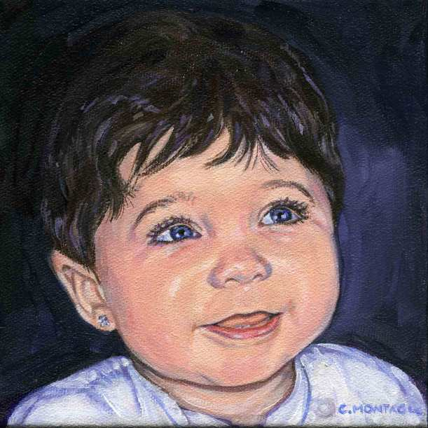 Christine-Montague-little-portrait-1-yr.-girl